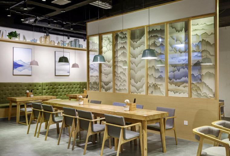 日式鸡汤拉面餐厅-10
