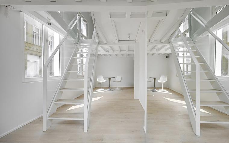 比利时一室小型酒店建筑内部实景图 (2)