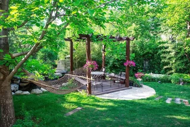 干货|庭院花园中的色彩搭配_1