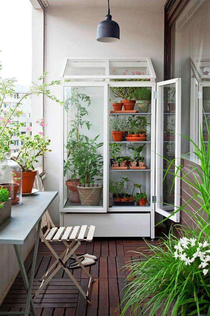 30个开放式阳台花园设计方案_23