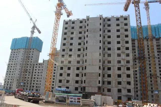 浭阳新城首栋装配式钢结构住宅工程拔地而起_8