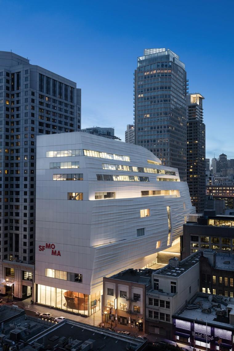 #每日毒评新建筑#——旧金山当代艺术博物馆-pic_005