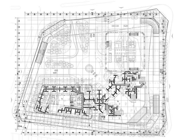 [天津]超高层办公酒店综合体暖通空调全系统设计施工图(632张)_7