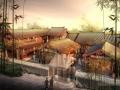 [合集]3套传统风格城市规划方案文本(含商业、文化、小镇建筑)