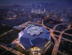 梅赛德斯•奔驰体育场颠覆传统可活动屋顶,结果竟然这样...