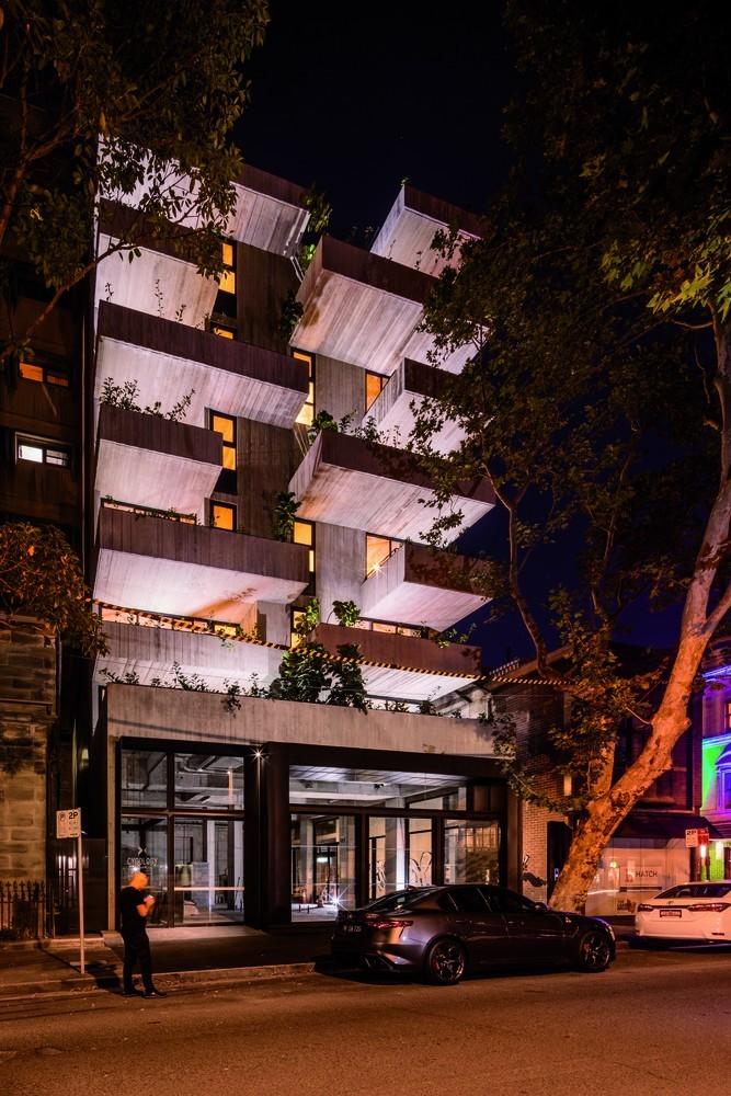 澳大利亚22套独特混合公寓外部实景图 (8)