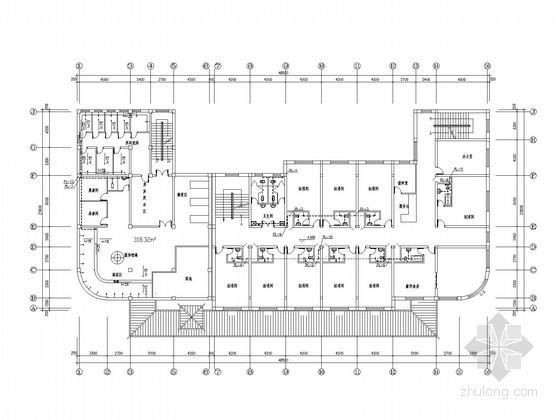 [内蒙古]宾馆建筑给排水施工图纸