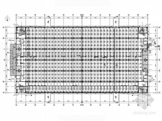 [广西]科技园区工业厂房给排水施工图