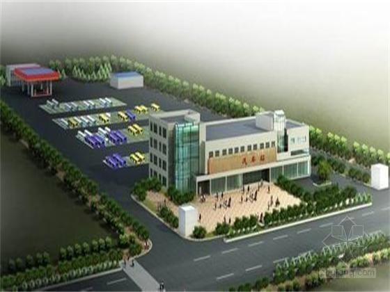 [内蒙古]二级汽车客运站工程监理规划
