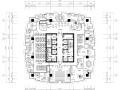 [北京]某知名保险公司办公楼室内设计施工图