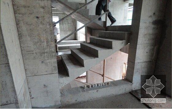 楼梯对整体结构的受力影响