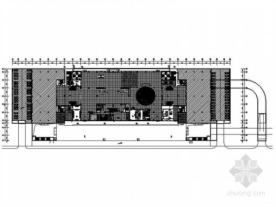 [江苏]名家提名综合性地方历史艺术博物馆设计施工图(含效果实景)