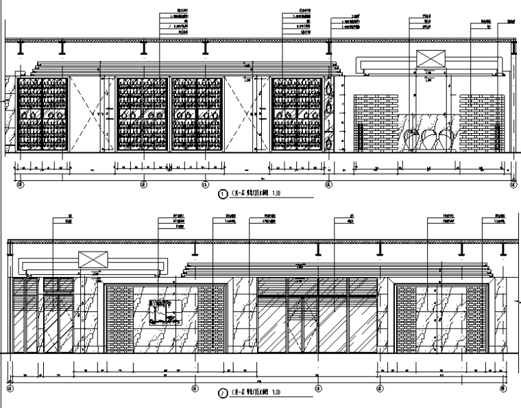 [浙江]五星级园林酒店设计施工图(附实景图)