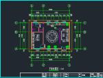 轻钢别墅房屋结构施工图