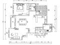 现代简约艺术别墅设计施工图(附效果图)