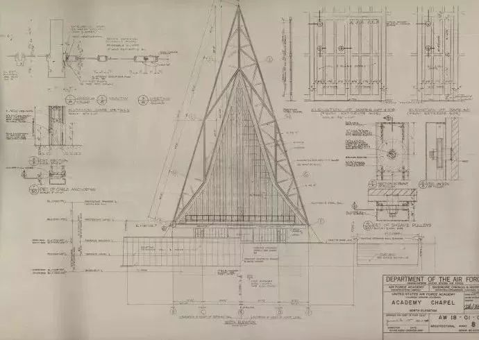钢结构建筑设计中的数学之美_25