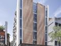 蜂巢酒店建筑外墙更新设计