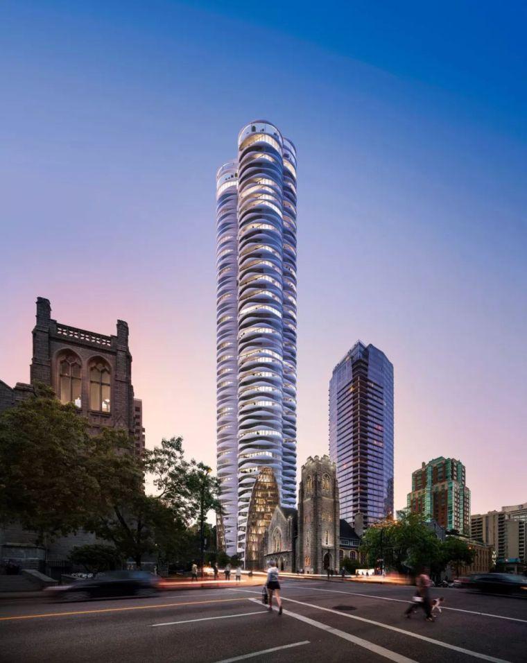 一栋住宅十年设计,这可能是世界上最梦幻的公寓楼_1