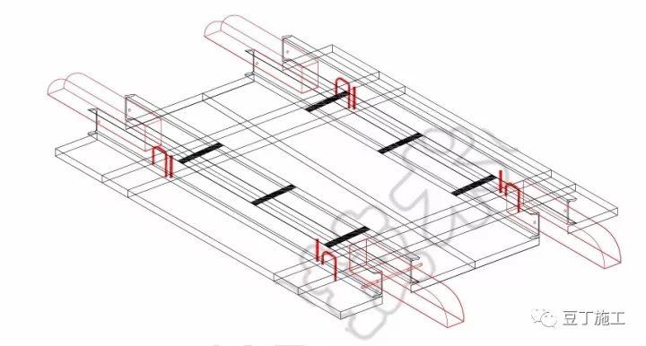 介绍4种成本低、好操作的电梯井操作平台,你用过哪种?_5