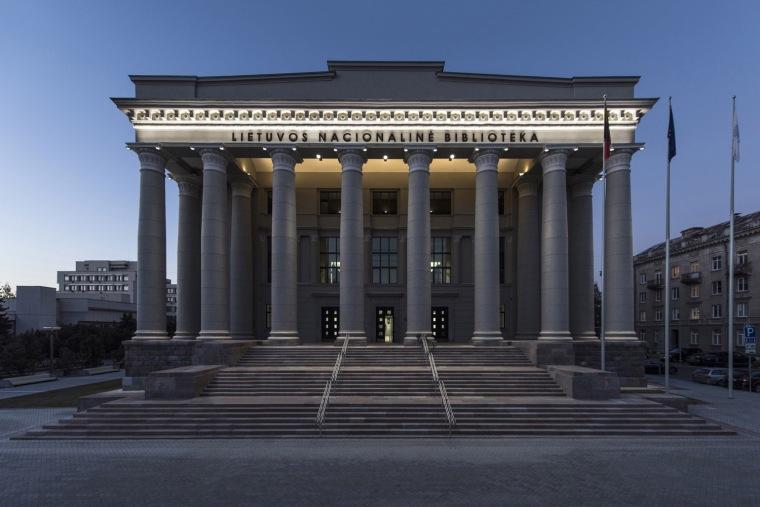 立陶宛国家图书馆