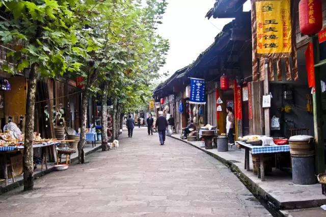 中国最适合私奔的10个小镇_13