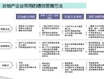 房地产企业计划运营管理与计划管理(经营指标分解)