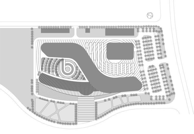 建筑大咖直播带你看现场丨李亦农-北京市药检所新所实地观摩