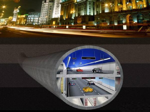 [上海]外滩隧道工程的风险控制PPT总结
