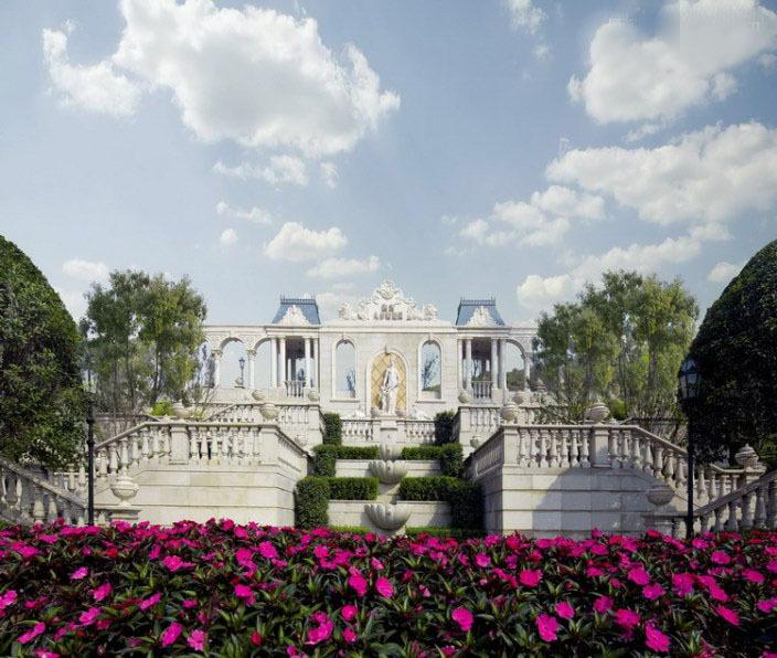 重庆融创凡尔赛花园