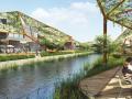 [上海]生态型商业地块及体育公园概念方案设计