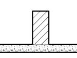 Revit软件中相交墙粗线的两种表达方法