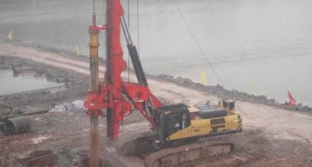 旋挖桩基础施工工艺