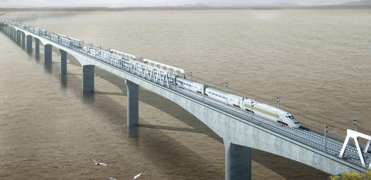 大西铁路客运专线站前工程实施性施工组织设计