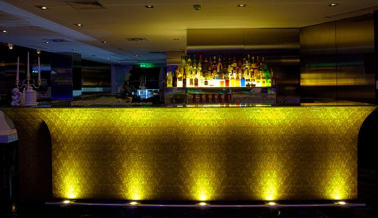 塞浦路斯某餐馆室内设计方案