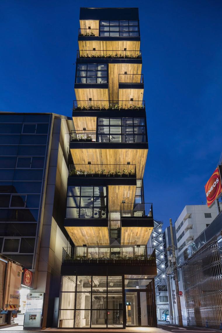 神田梯台全新餐厅建筑