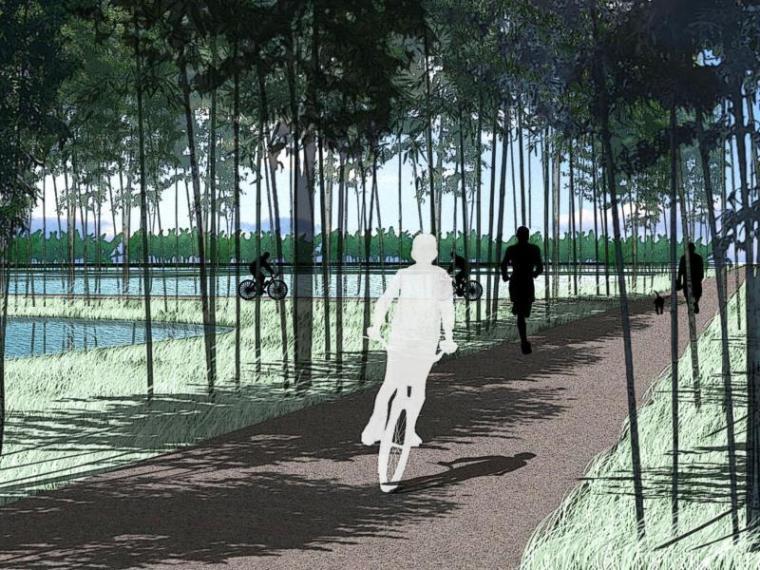 [上海]奉贤杭州湾农业旅游观光休闲园总体规划设计(亲子农业)