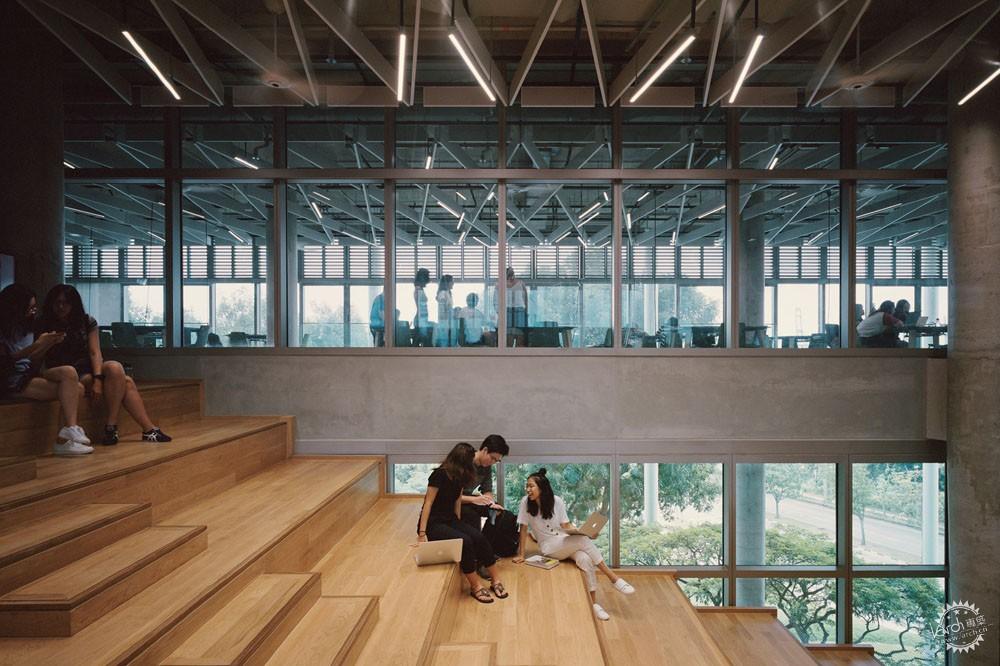 净能耗为零的开放建筑,为节能设计提供全新思路_22