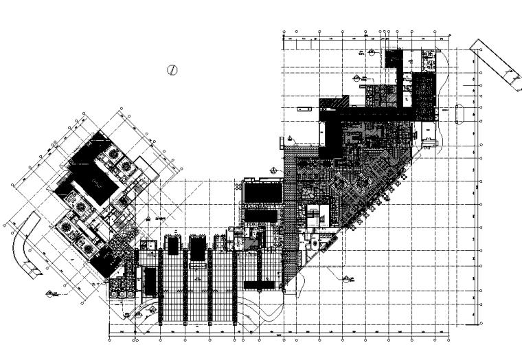CCD-三亚华美达酒店-全套施工图纸+效果图+物料书+园林效果图