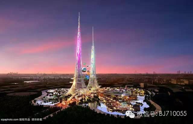巨柱简介--天津高银117大厦巨柱应用_1