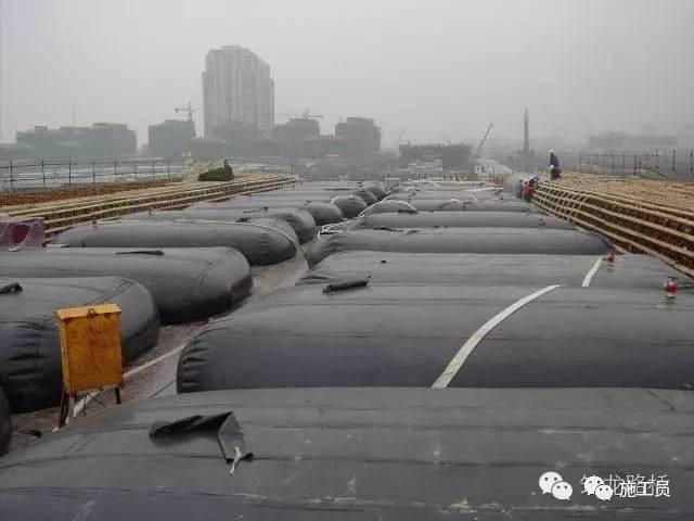 桥梁支架预压也有这么多套路?
