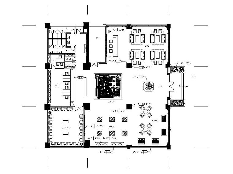 售楼部施工图