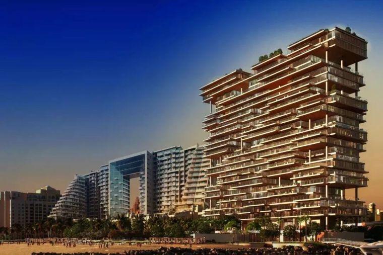 """迪拜造了""""天空中的别墅"""",最小户型300平米,顶层复式卖3.4亿_4"""