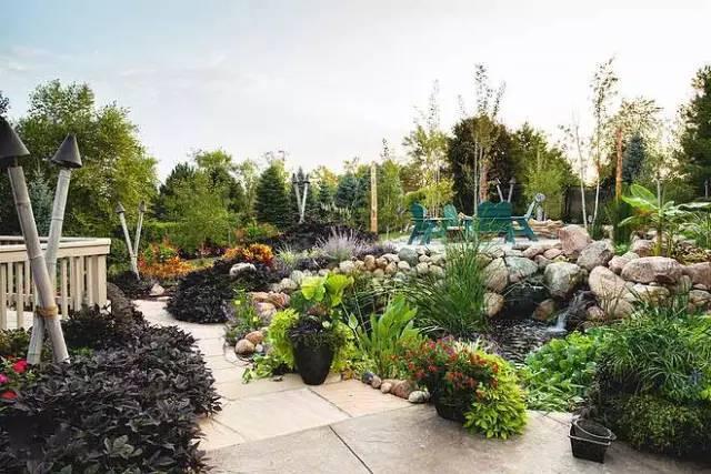 5个常用水景元素打造中式古典庭院_4