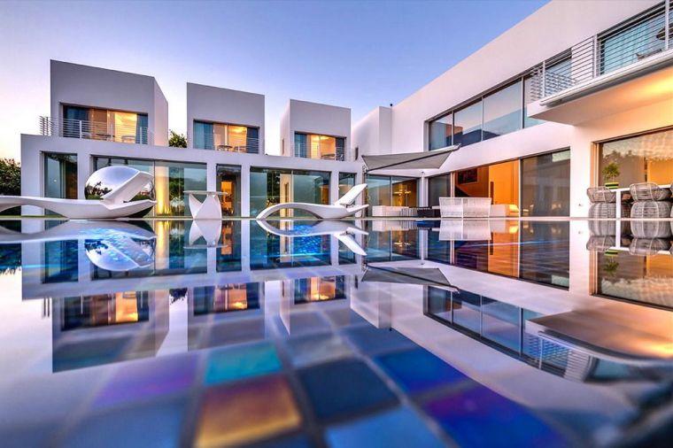 Cubes住宅景观设计
