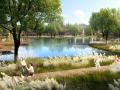 [湖北]绿色海绵城市生态工业遗迹雨洪公园景观设计方案(2017最新)