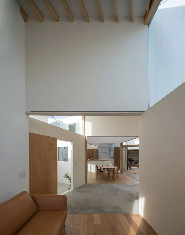 这些日本房子看着很简陋,但空间布局令人咋舌!_53