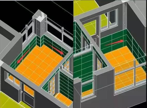 BIM在建设工程中排砖的应用_9
