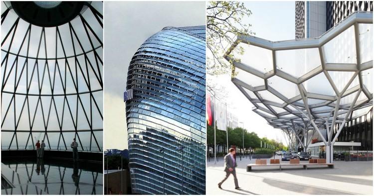 正在被数字时代改变的这七个建筑细部!