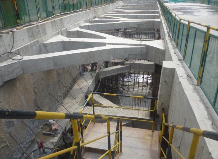 [苏州]商业中心地下工程逆作法施工组织设计(附图丰富)_4