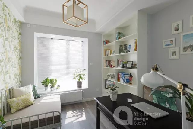 拥有绝美榻榻米卧室、治愈系厨房,可能是最清新的美式风!_29